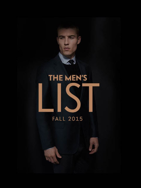NM The List Fall 2015 Mens (2)