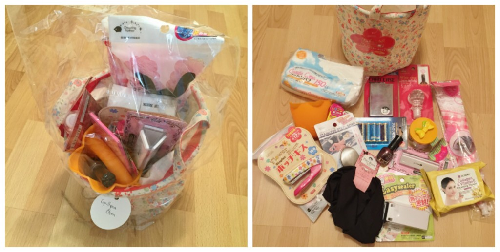 DAISO collage 1
