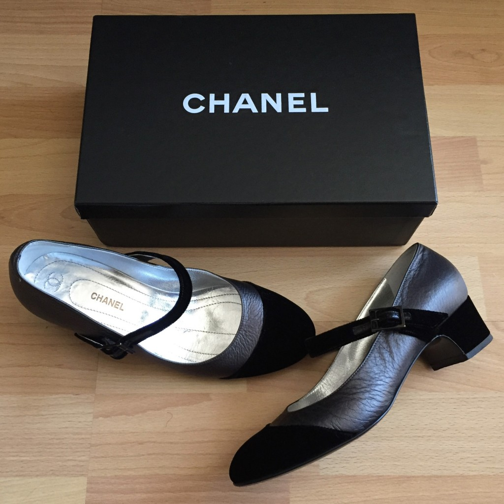 Chanel Shoes The Real Real