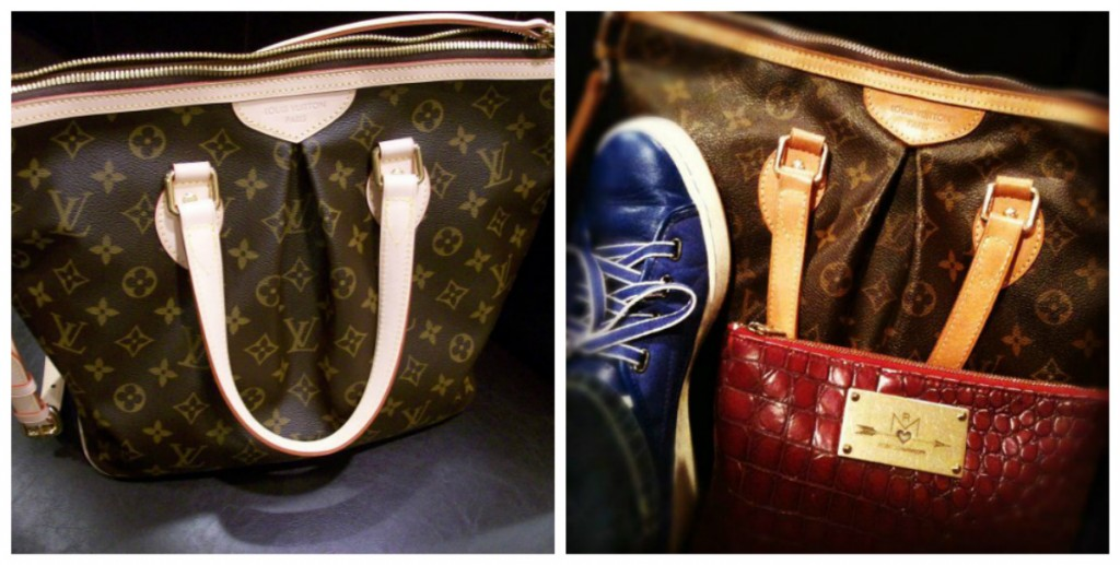 Louis Vuitton Palmero PM Collage