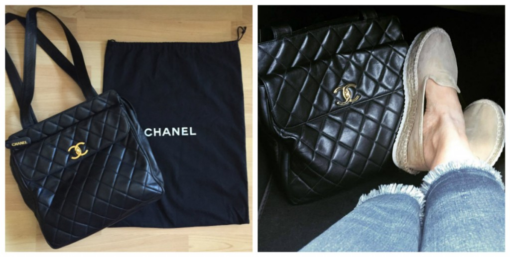 My Best Eva Chen with Chanel Collage