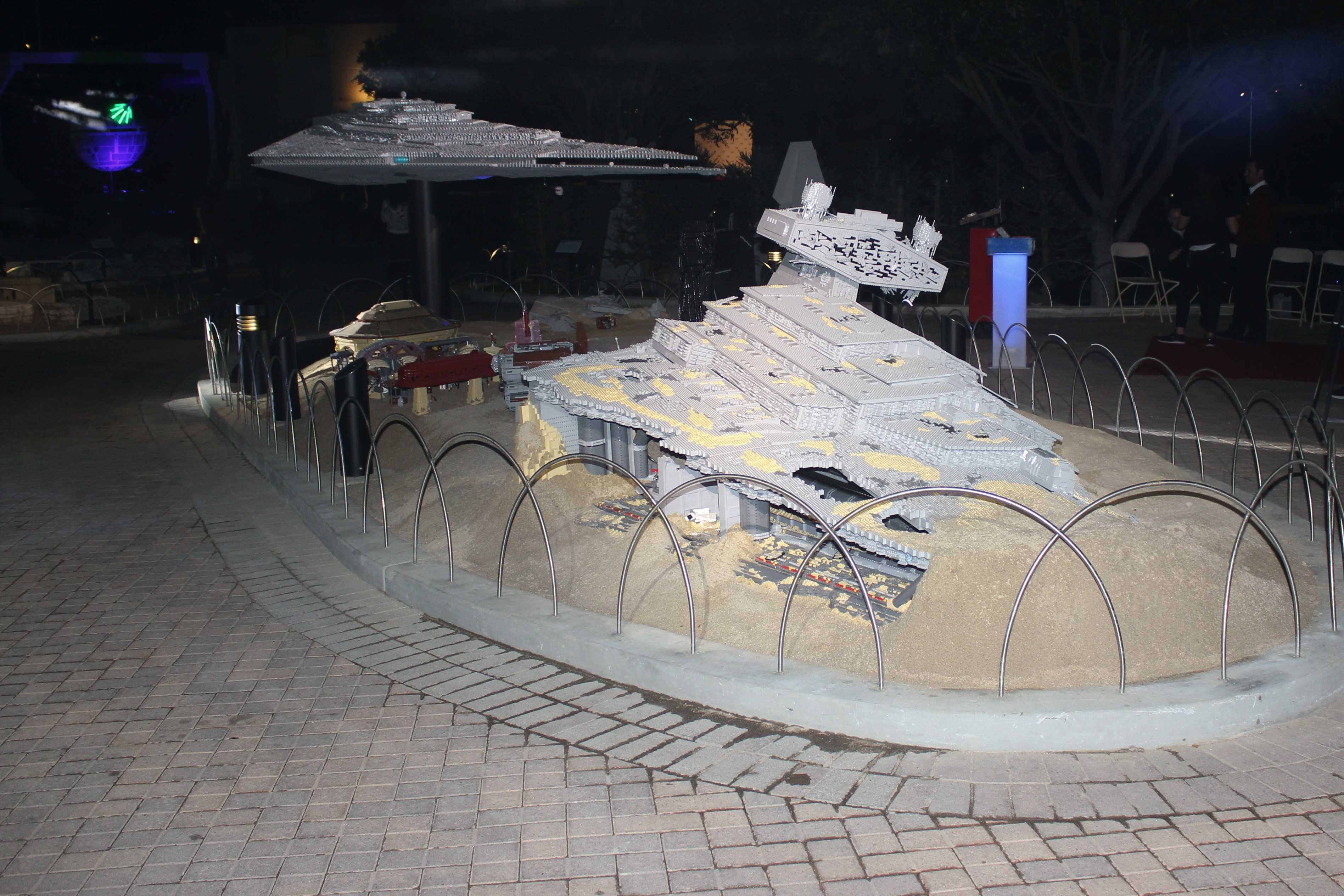 The Latest From Legoland The Lego Star Wars The Force Awakens