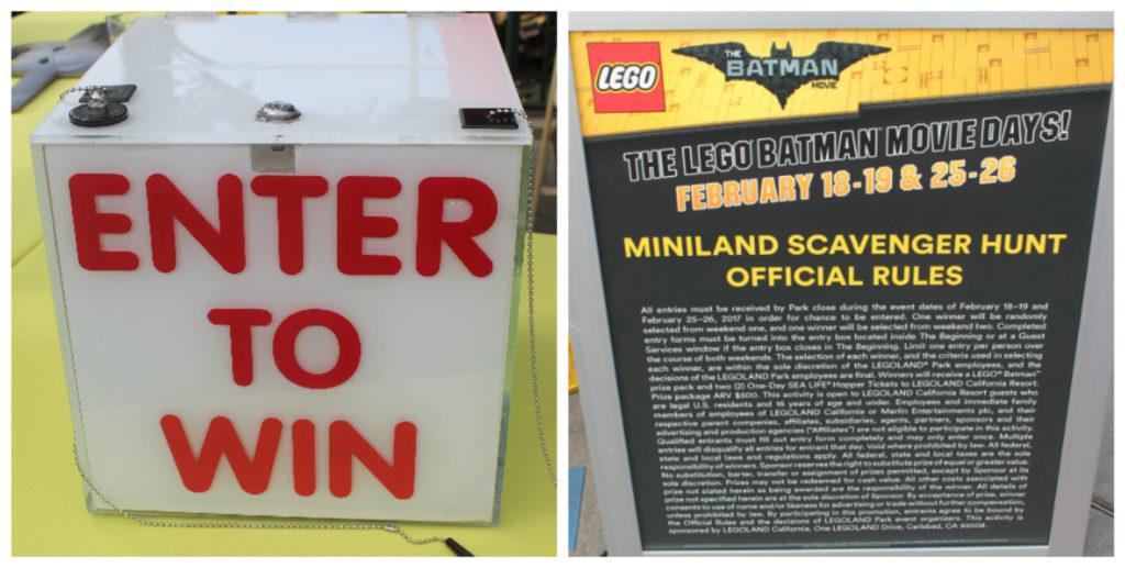 Lego Batman Days 2017 collage 1