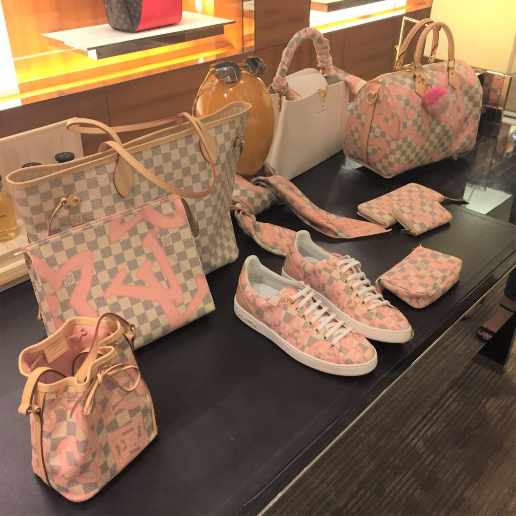 LV Spring Summer Collection 1