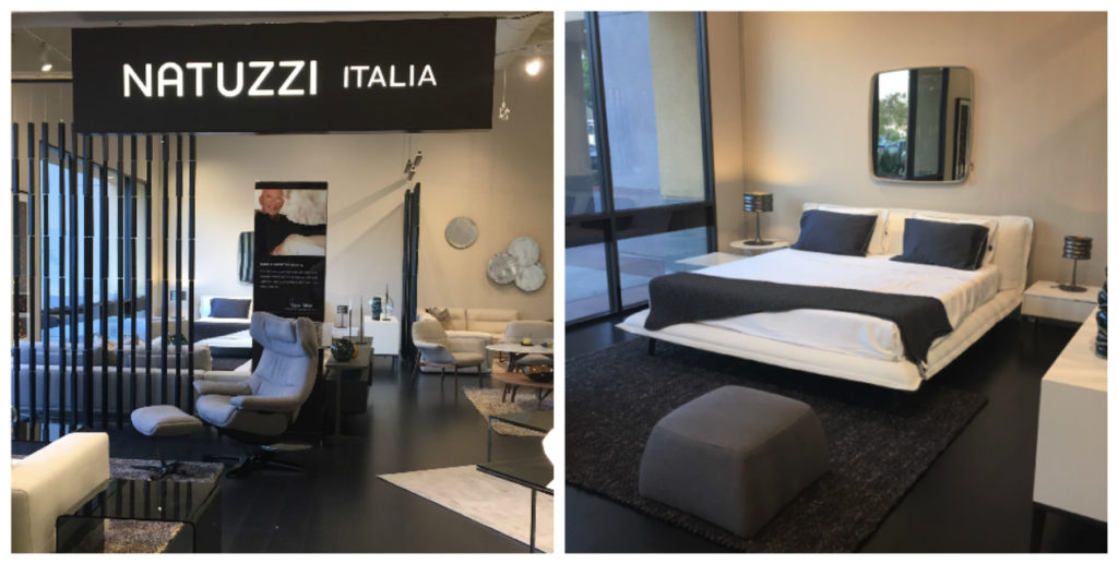 Natuzzi Italia at Hold It Home 2017 4