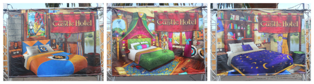 Castle Hotel Collage 1