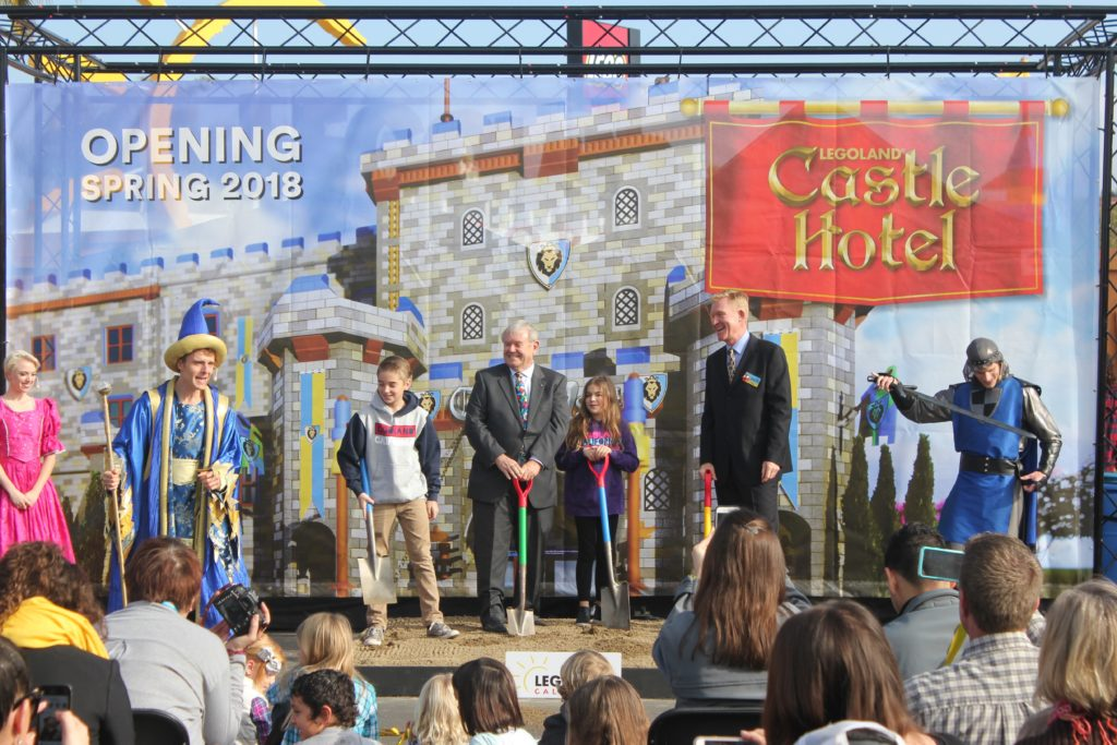 Castle Hotel Groundbreak 2017 3
