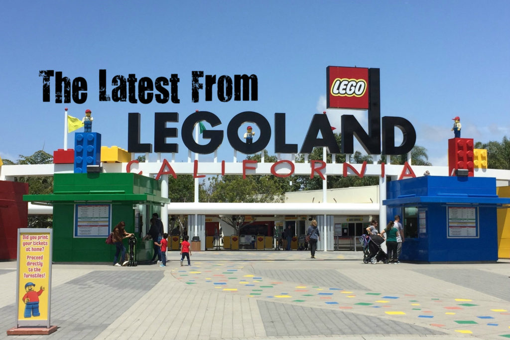 The Latest From Legoland