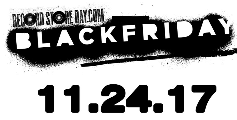 RSD Black Friday 11.24.17