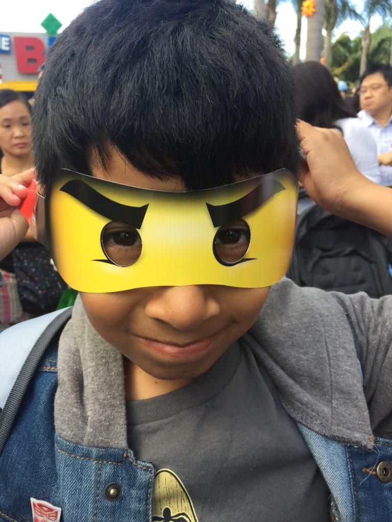 Ninjago Movie 1
