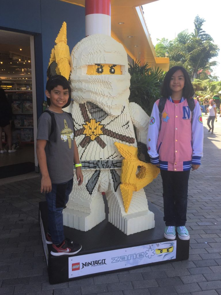 Ninjago Movie 9