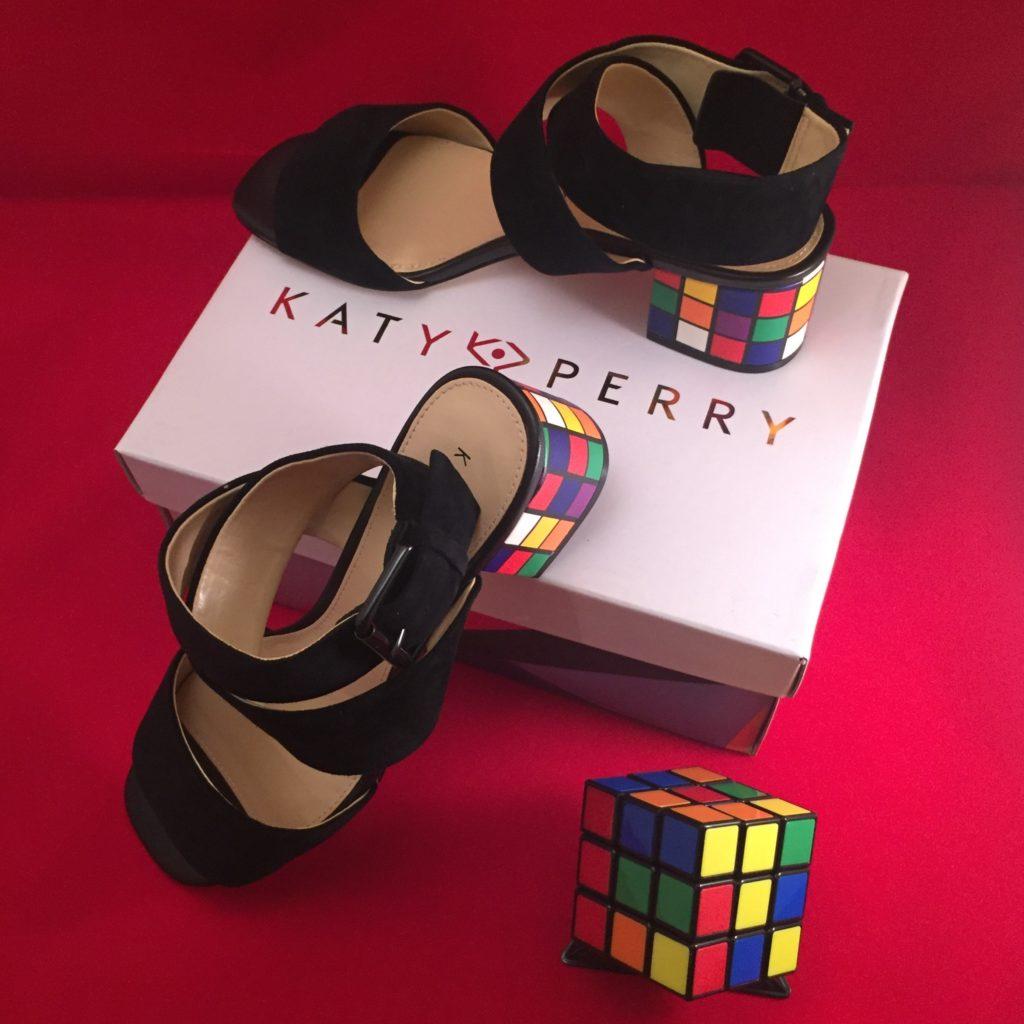 Katy Perry Cube 1