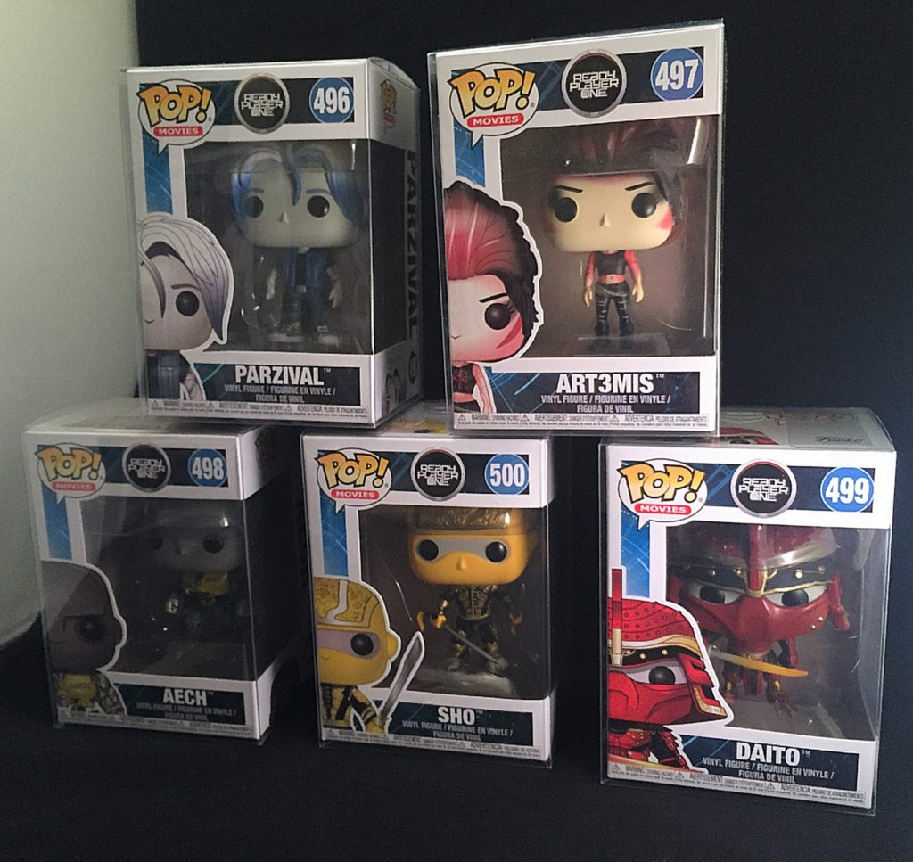 Ready Player One Pops 1