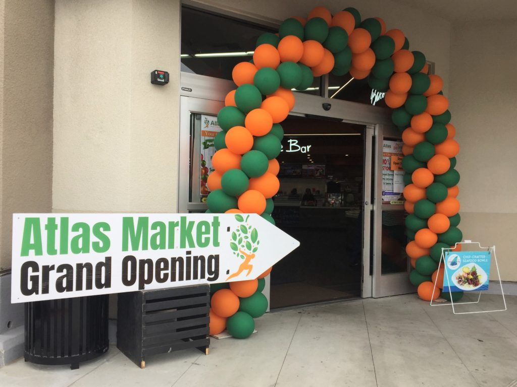 Atlas Market Grand Opening 1