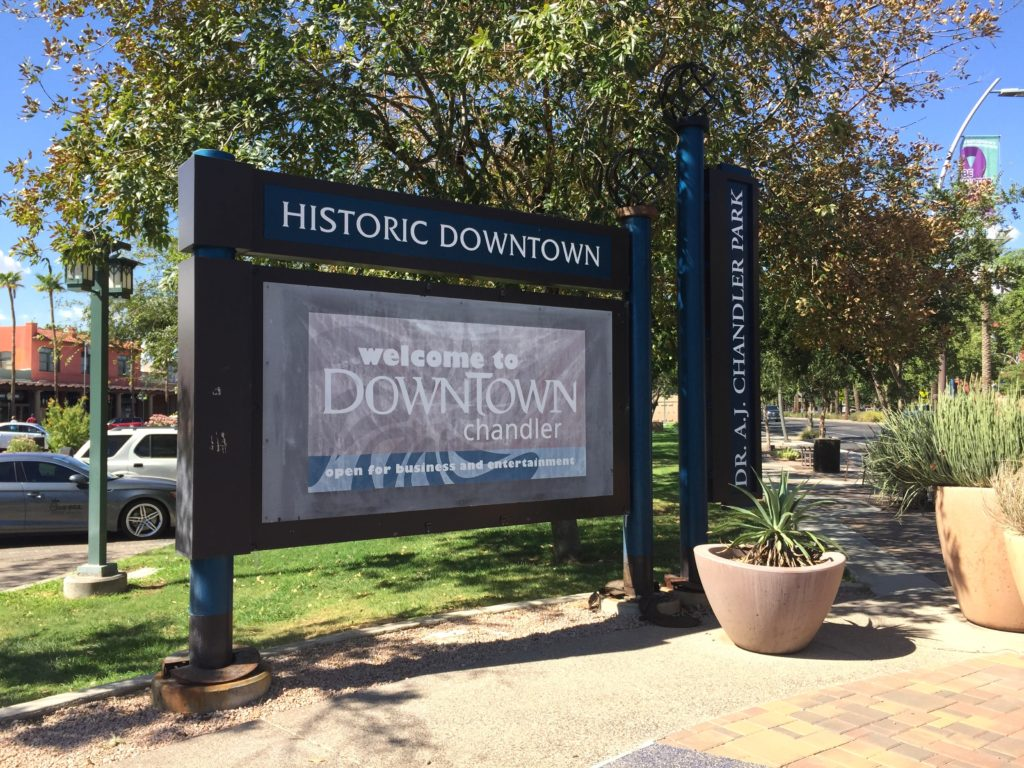 Historic Chandler 1
